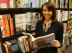 Donna Balkovic, Professional Organizer