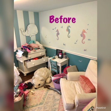 Kid Room Before 2